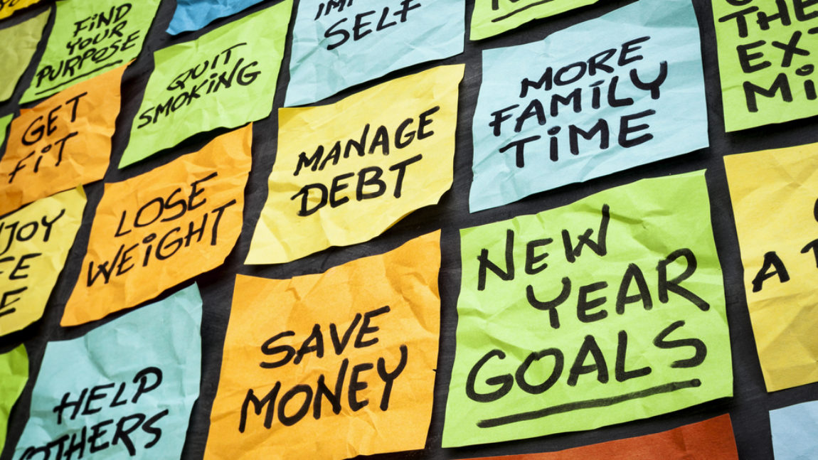Tips for keeping your new year commitments