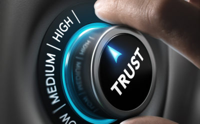HOW TRUSTWORTHY ARE YOU? Four tenants of trust