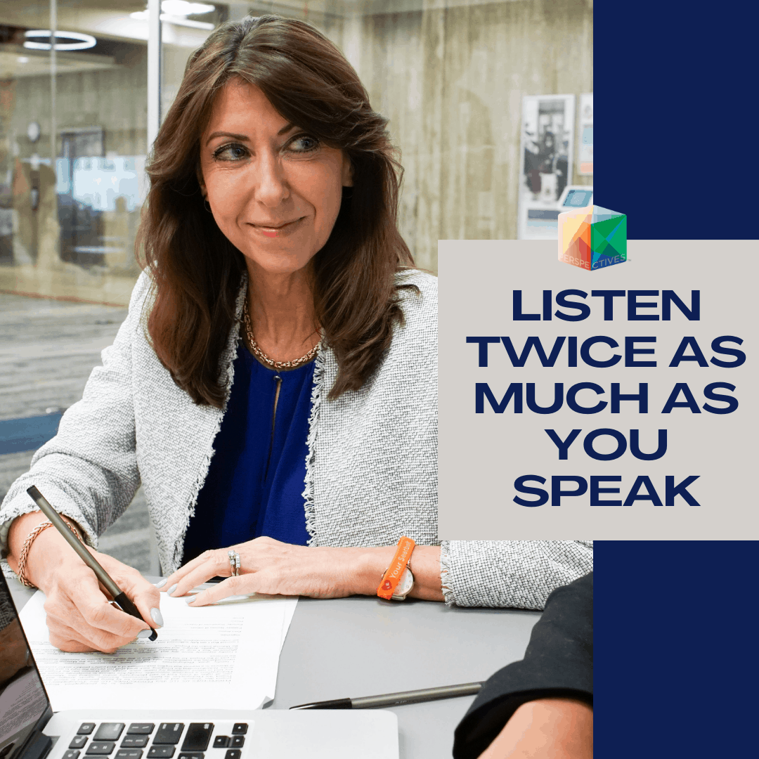 Listening: The secret ingredient to becoming a trusted leader